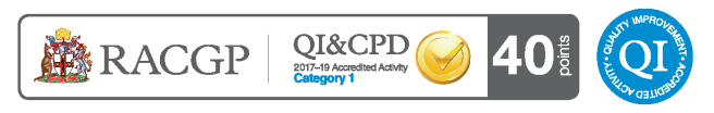 RACGP QICPD Activity-Category 1-QI